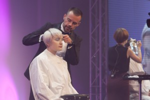 Vidal Sassoon Lothar Wiesmann Creative director Vidal Sassoon